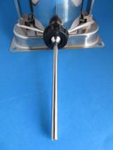 "NARROW 3/8""sausage stuffer tube for LEM 606 1606  1 9/16"" base"