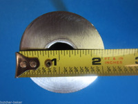 """Industrial Grade Sausage Stuffing Horn Tube 3/4"""" for Manual Stuffer STAINLESS"""