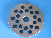 "#5 x 1/4"" (6mm) hole size Meat Chopper Grinder plate disc for Electric or Manual"