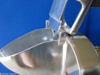 Pelican Head Slicer Shredder for Hobart & Univex mixer #12 INCLUDES SLICER KNIFE
