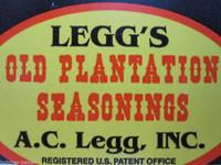 Legg's ORIGINAL Breakfast Sausage Recipe Seasoning Spices for 50 lbs Beef Venison Pork