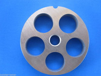 """#12 x 3/4"""" holes STAINLESS Meat Food Grinder Mincer Chopper plate disc screen"""