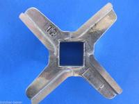 #12 PREMIUM Meat Grinder Chopper Mincer Knife Blade made of Stainless Steel Hobart 00-290339