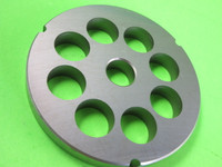 "#42 x 1"" holes.  Stainless Steel"
