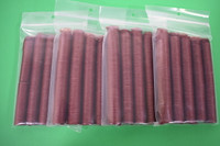 21 mm SLIM Collagen Snack Stick CASINGS  for 100 lbs of Edible Slim Jims Pepperoni sausage