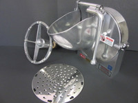 Pelican Cheese Shredder Attachment size #12 for Hobart Mixer a120 a200t h600 d300 h660