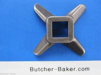 PORKERT Size #12 Mixer Meat Grinder Mincer Chopper Knife Blade NEW