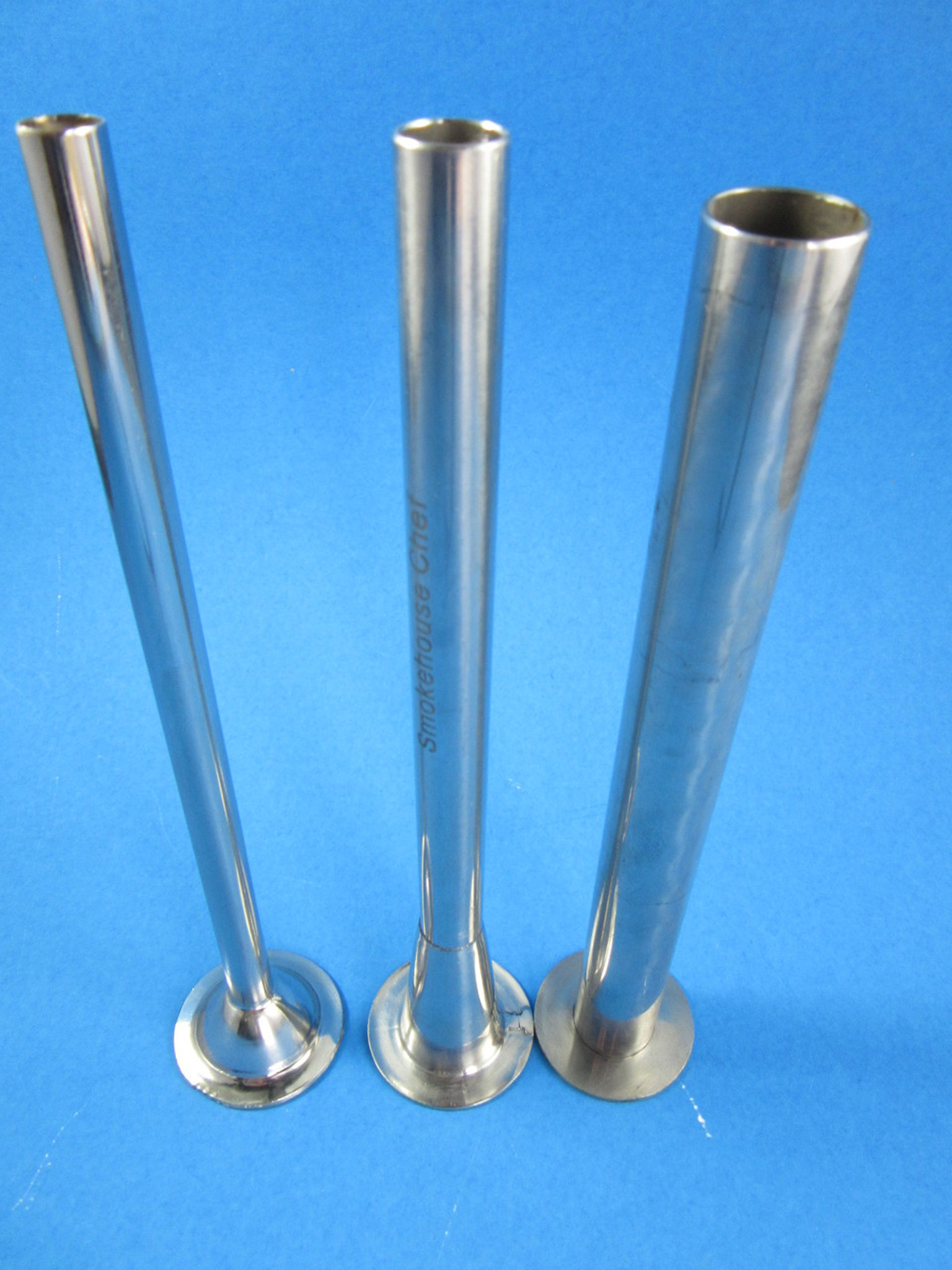 "13mm for Enterprise Cast Iron sausage stuffer Snack Stick tube 1//2/"""