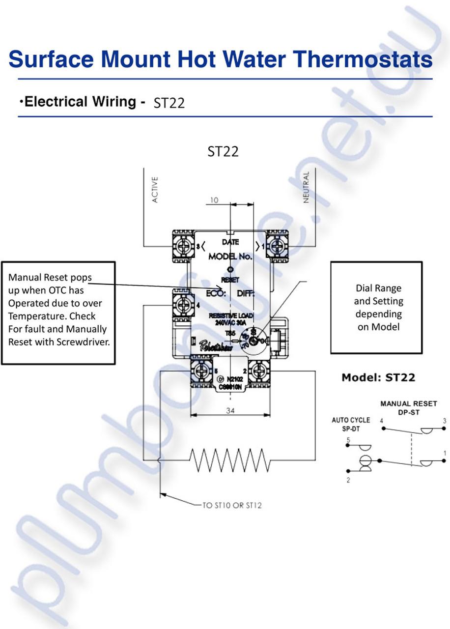 Robertshaw Thermostat Wiring Diagram   #1 Wiring Diagram Source