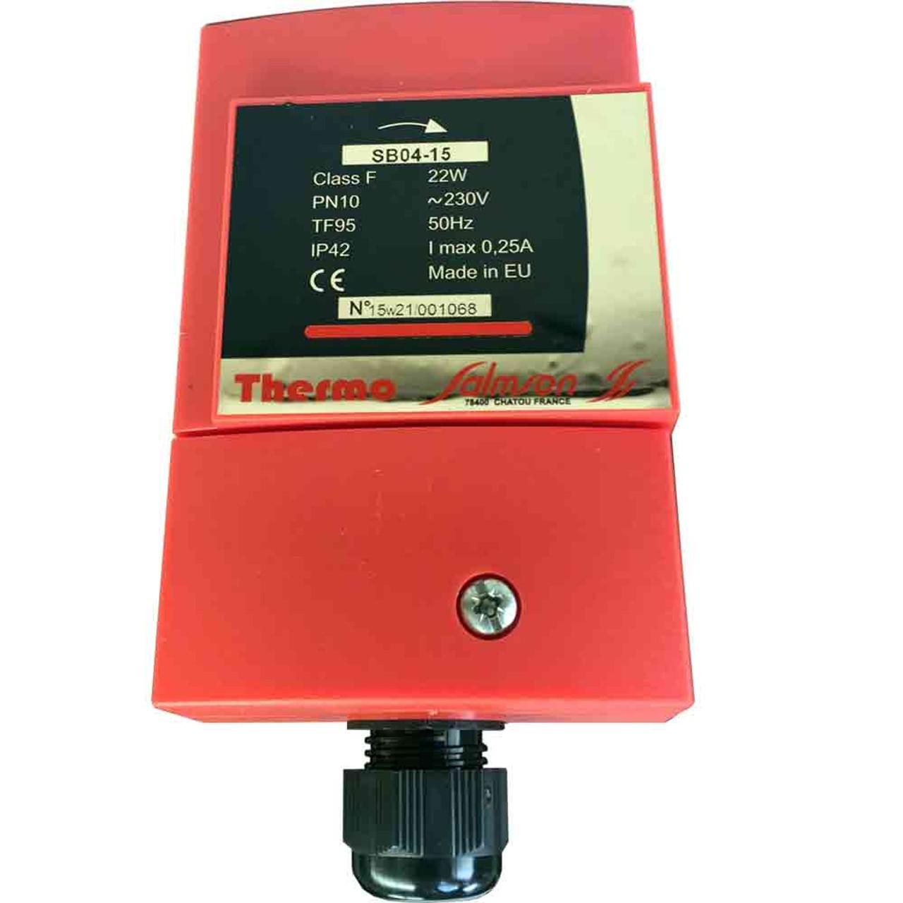 Salmson SOLAR SB 04-15 Solar Hot Water Pump Open Loop system