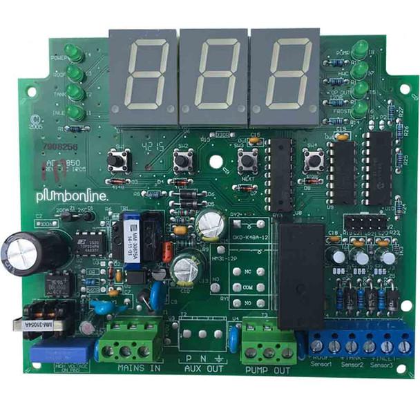 Senztek SolaStat ST 1-3 WR Differential Controller PCB - Printed Circuit Board