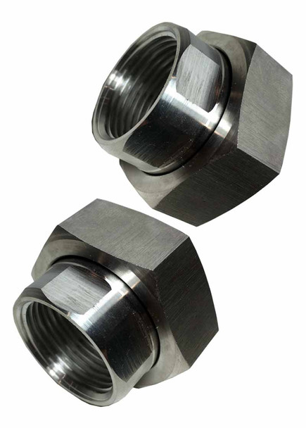 Circulating Pump Union Set Stainless Steel - 1 1/4 by  3/4inch