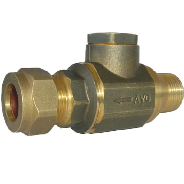 AVG Solar Hot Water Thermosyphon Arrestor Valve