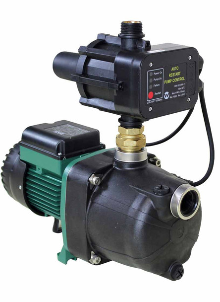 DAB Pumps JETCOM Pressure Water Pump 132M with Press Controller