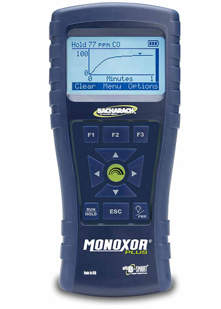 Carbon Monoxide Analyzer Hand Held MonoXor Plus