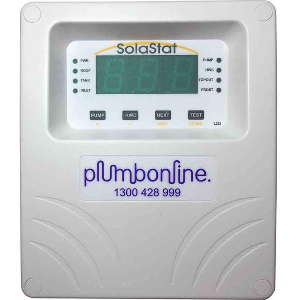 SolarArk Senztek Solar Hot Water SolaStat ST 1-3 WR Differential Controller