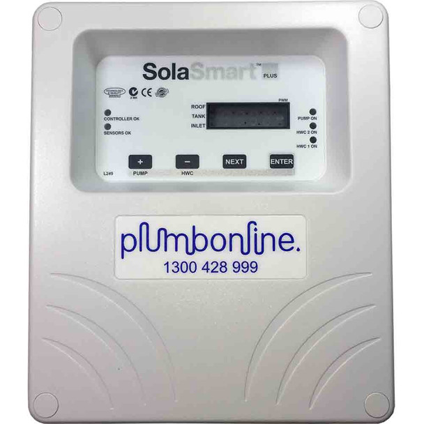 Edson Senztek Solar Hot Water SolaSmart PLUS Controller