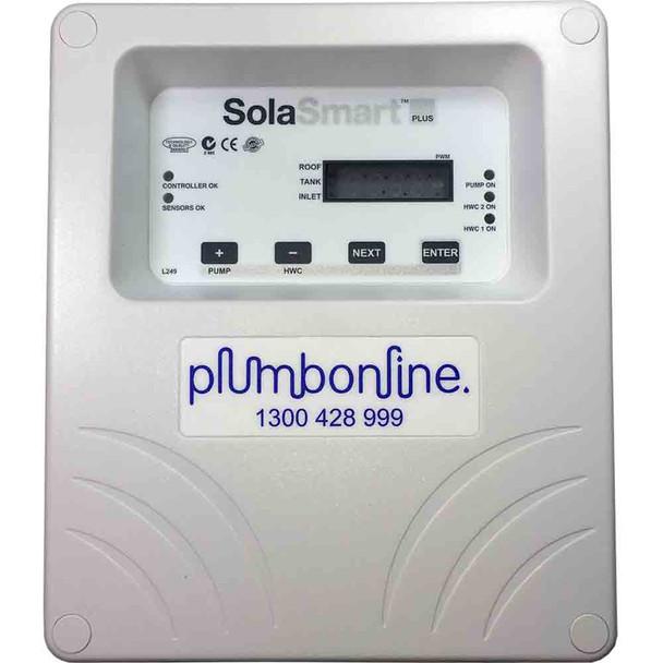 Hills Esteem HSC-01 Senztek Solar Hot Water SolaSmart PLUS Controller