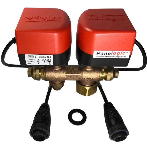 DUX SunPro Gas Boosted Solar Hot Water Freeze Protection Diverter Valve | H3390
