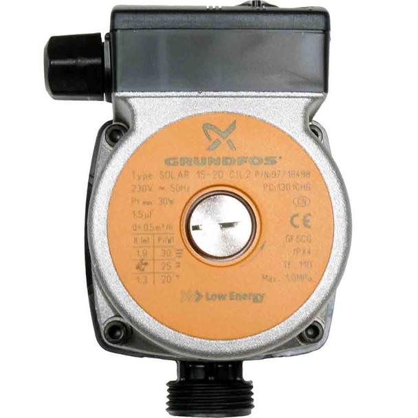 Grundfos SOLAR 15-20 CIL2 Open Loop Solar Pump 240V