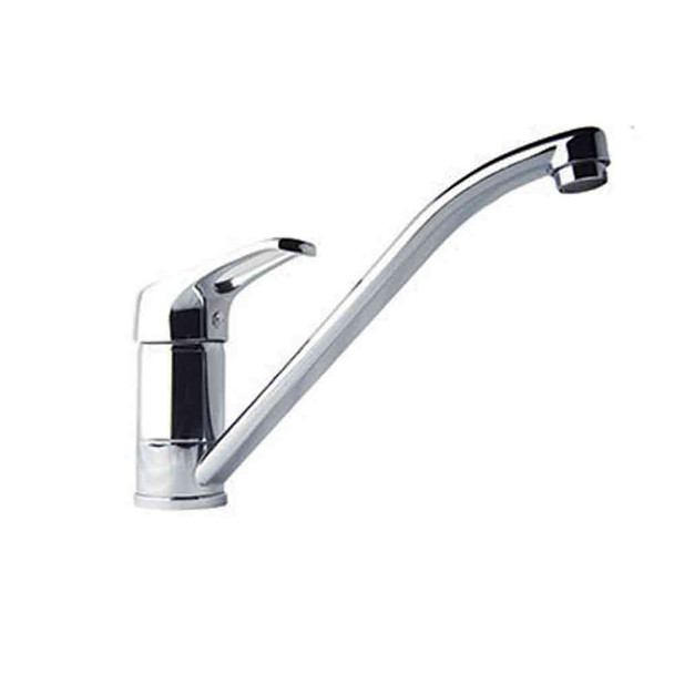 Old Kent Sink Mixer 225mm Swivel Chrome finish
