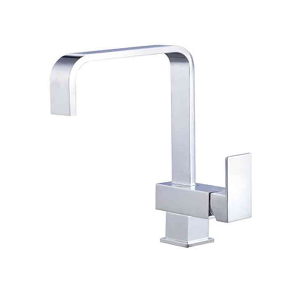 Cubico Sink mixer Chrome finish Tapware