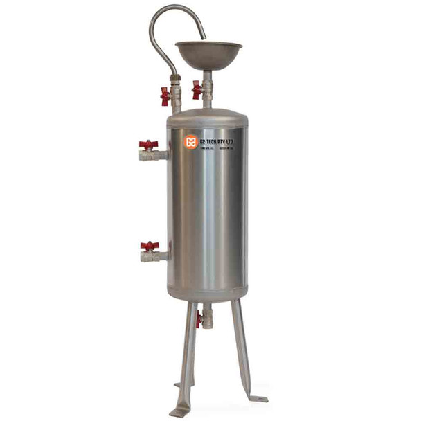 15Lt Commercial Chemical Dosing Pot by G2 TECH