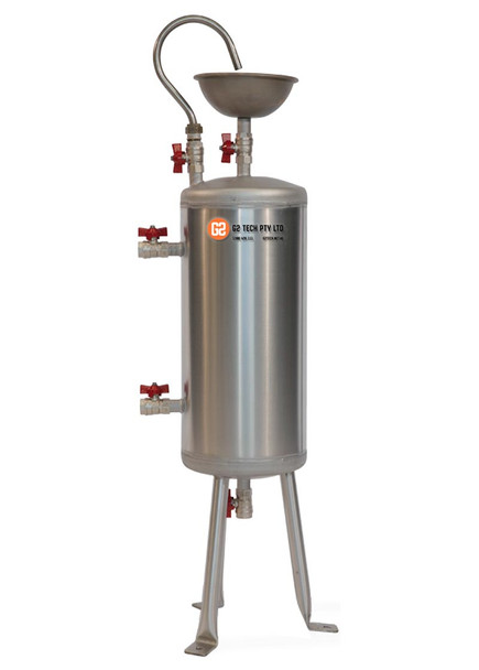 50Lt Commercial Chemical Dosing Pot by G2 TECH