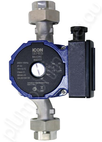 Bianco BIA-ICIRC150 Variable speed circulator pump Domestic Hot Water