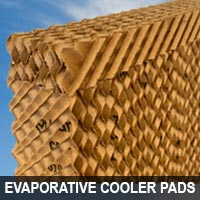evaporate cooler pads