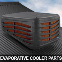evaporate cooler parts