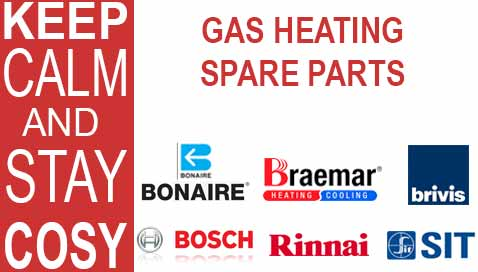 Gas Heating Spare Parts