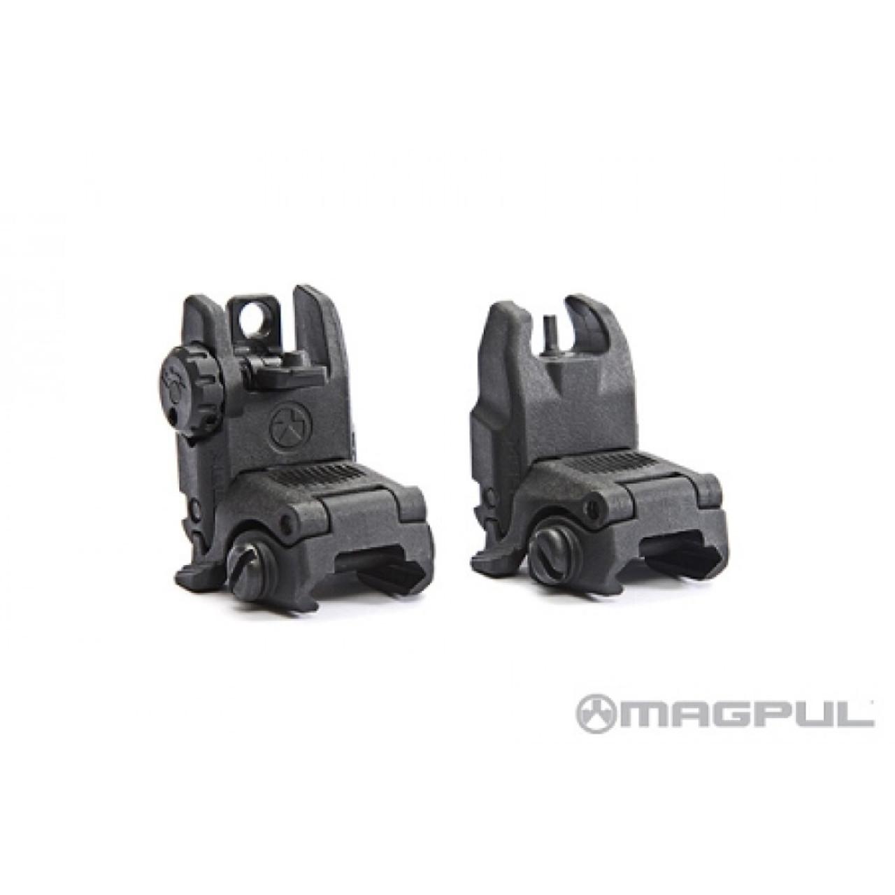 Magpul Gen 2 MBUS Front Flip Sight Black MAG247-BLK NEW