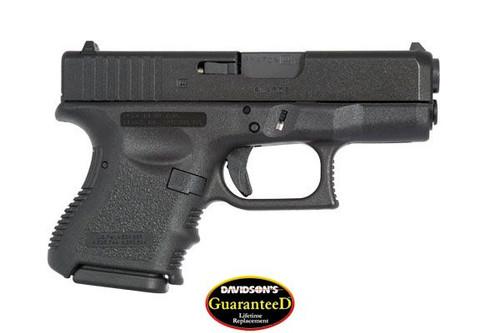 """Glock 27 Gen3, 40 S&W 3.43"""", 9+1 rd, On CA Roster"""