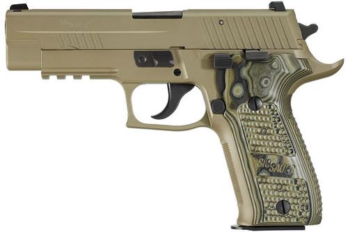 "SIG P226 Scorpion 9mm 4.4"" 10 Rd, 226R-9-SCPN-CA"