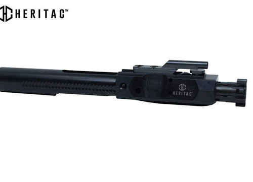 Heritac Bolt Carrier Group BCG LR308 Dual Ejector