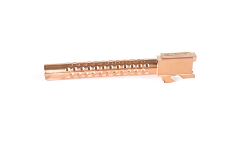 Zev Stainless Steel Replacement Barrel - G34