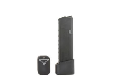 TTI Glock 19 10rnd Mag w/ Extended Base Pad