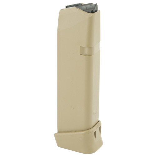 GLOCK 19X GEN 5 9MM 10/19 COYOTE TAN MAGAZINE, CA LEGAL