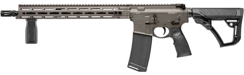 DANIEL DEFENSE DDM4V7 DEEPWOODS CERAKOTE 5.56 FIXED MAG RIFLE