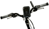 Protective case for satellite radio receiver on motorcycle or bike