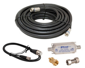 XMPRO100 Antenna Extension Kit Cable Adapter Bundle