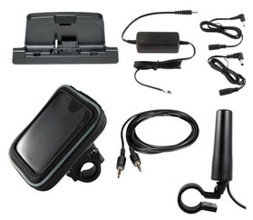 Hardwired XM Satellite Radio Motorcycle Kit HWBK5