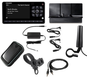 OnyX EZR SiriusXM Radio motorcycle bundle
