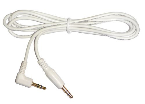 White Aux Cable, SiriusXM Auxiliary cable