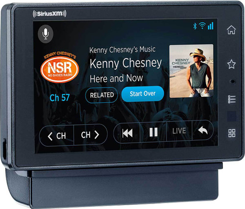 SiriusXM Radio TOUR Receiver with 360L and Pandora with Vehicle Kit. Features Bluetooth, Wifi and much more.