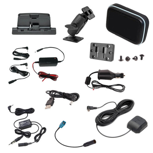 SiriusXM Radio UTV installation kit for Polaris and other Side by Side vehicles