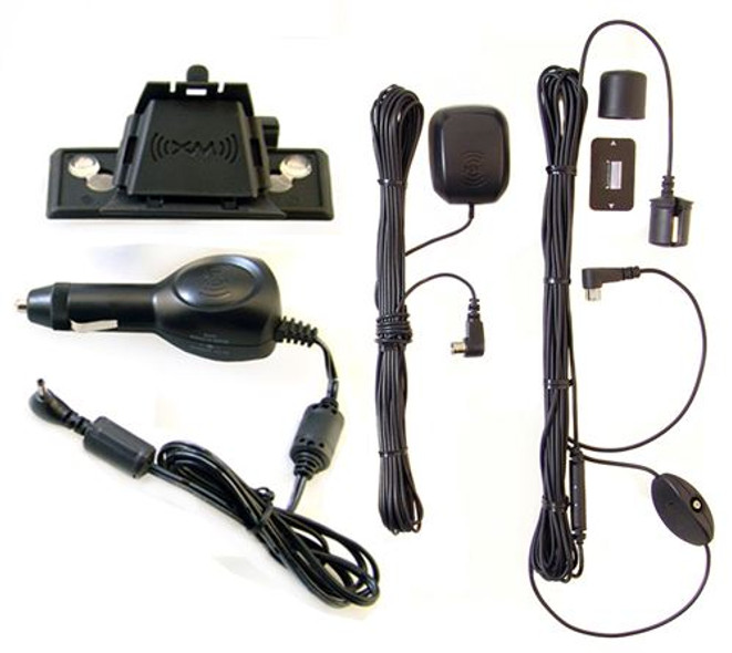 XM101VK AGT Sportscaster Vehicle Kit with SureConnect