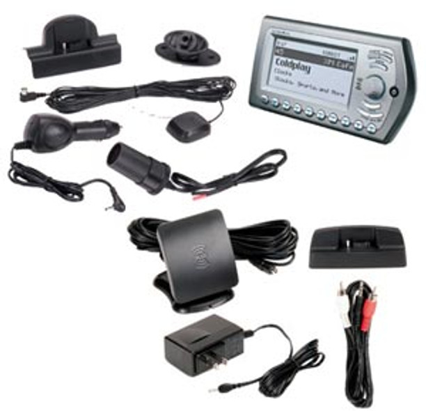 Audiovox Xpress XM Radio Home & Car Package
