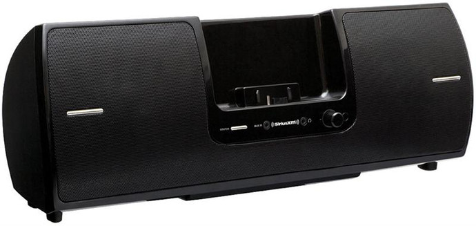 Sirius Starmate 5 OR SDST5V1 Dock Adapter for Sirius SXABB1 Portable Boombox